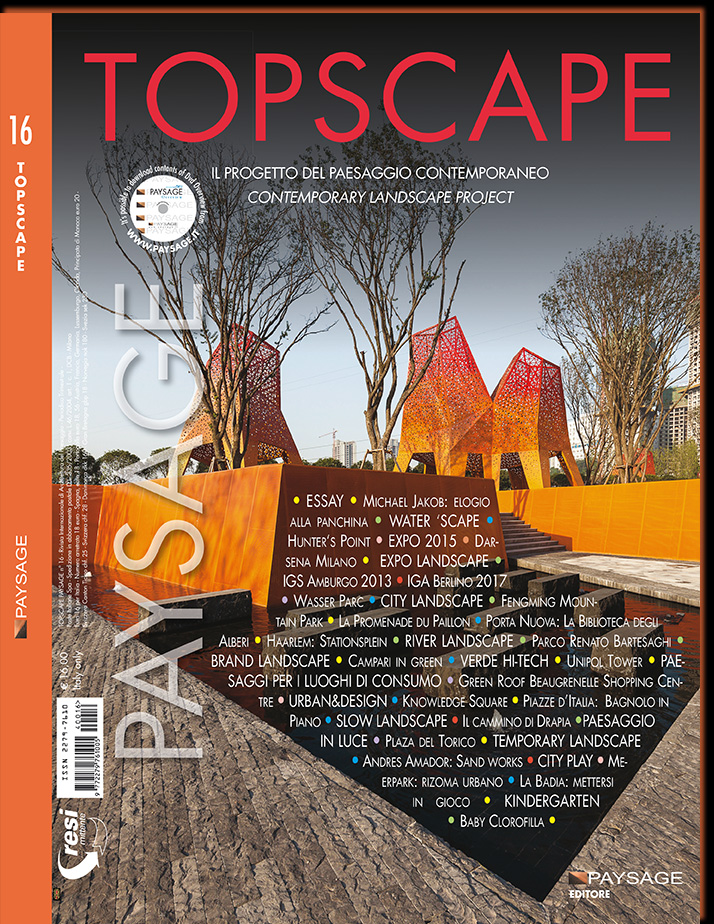TOPSCAPE 16 - Cover
